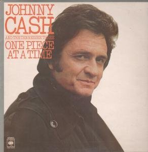 Johnny Cash One Piece At A Time cover art