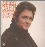 One Piece At A Time sheet music by Johnny Cash