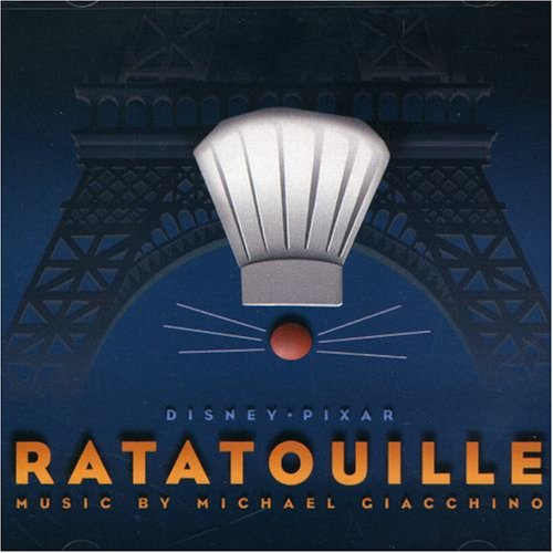 Michael Giacchino Ratatouille (Main Theme) cover art
