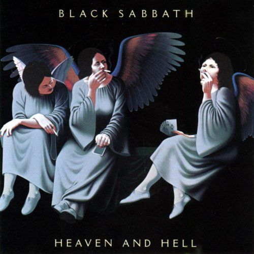 Black Sabbath Die Young cover art