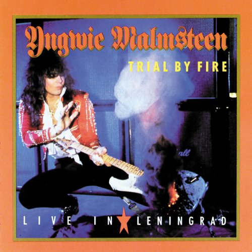 Yngwie Malmsteen Black Star cover art