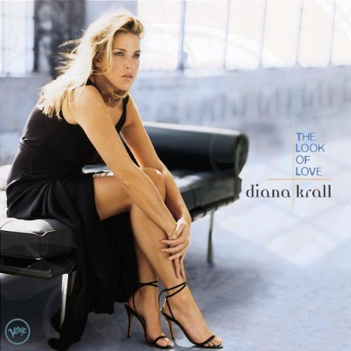 Diana Krall Cry Me A River cover art