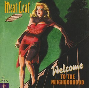Meat Loaf Not A Dry Eye In The House cover art