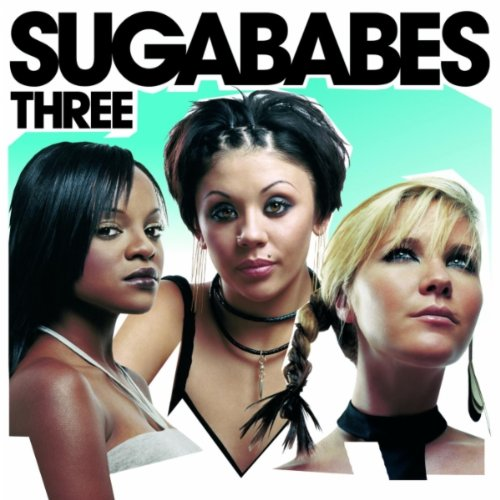 Sugababes In The Middle cover art