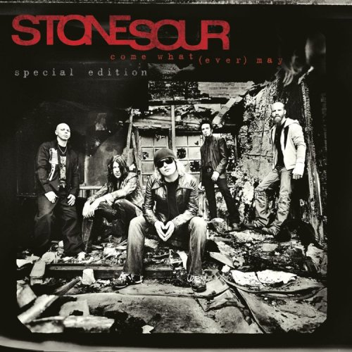 Stone Sour Cardiff cover art