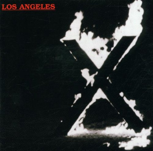 x Los Angeles cover art