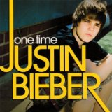 One Time sheet music by Justin Bieber