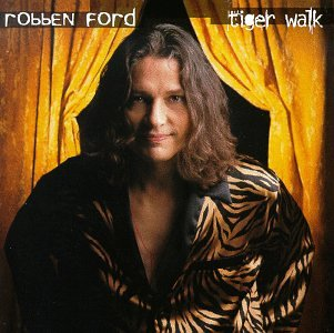 Robben Ford Ghosts cover art