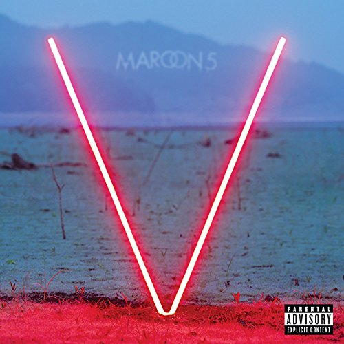 Maroon 5 Maps cover art