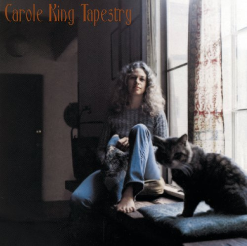 Carole King Way Over Yonder cover art