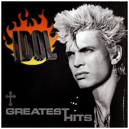 Billy Idol Hot In The City cover art