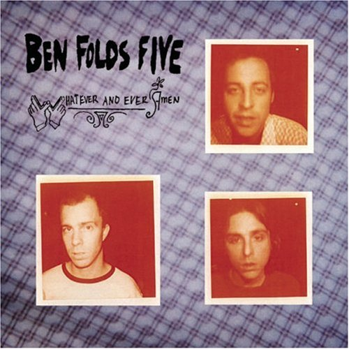 Ben Folds Five Battle Of Who Could Care Less cover art