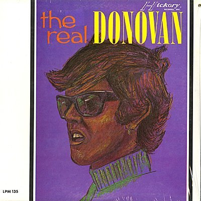 Donovan Ballad Of A Crystal Man cover art