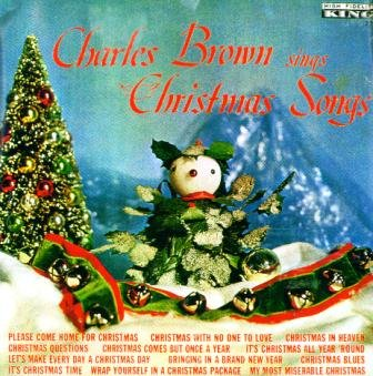 Charles Brown Please Come Home For Christmas (arr. Mark Brymer) cover art