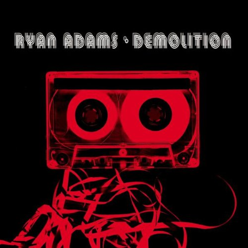 Ryan Adams Nuclear cover art