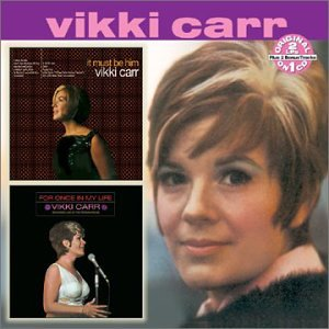 Vikki Carr It Must Be Him cover art