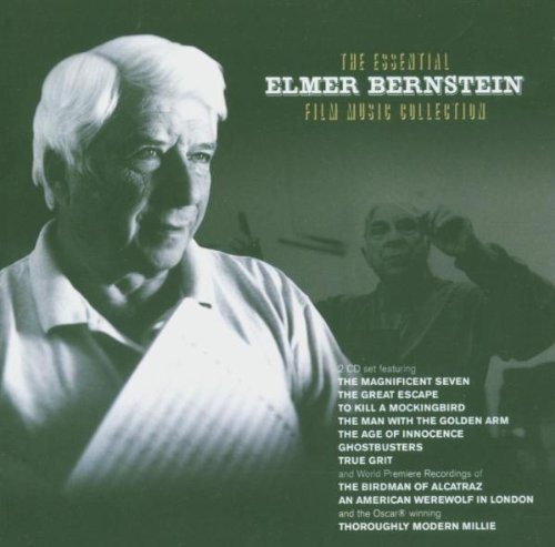 Elmer Bernstein Walk Away cover art