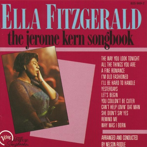 Ella Fitzgerald All The Things You Are cover art