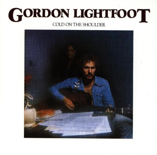 Gordon Lightfoot Rainy Day People cover art