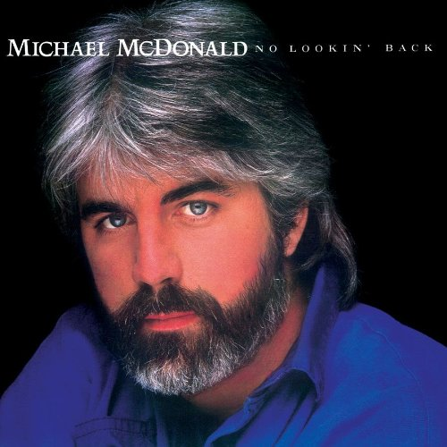 Michael McDonald No Lookin' Back cover art
