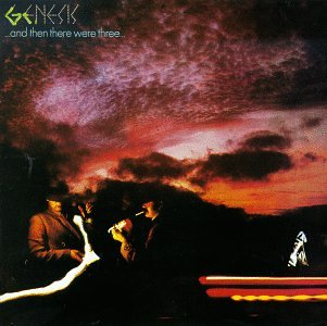 Genesis Undertow cover art