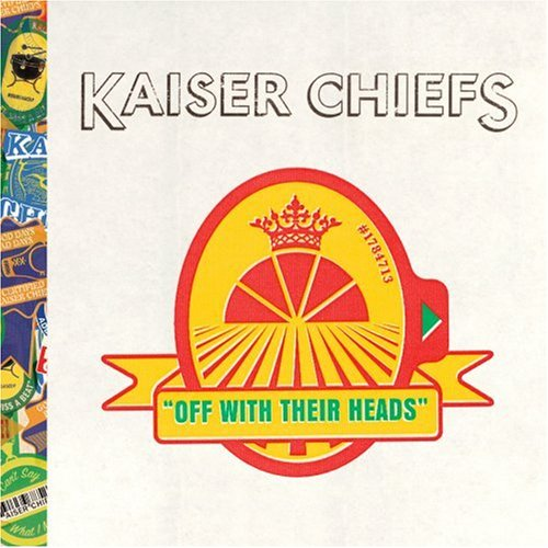 Kaiser Chiefs Never Miss A Beat cover art
