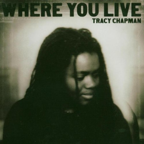 Tracy Chapman Change cover art
