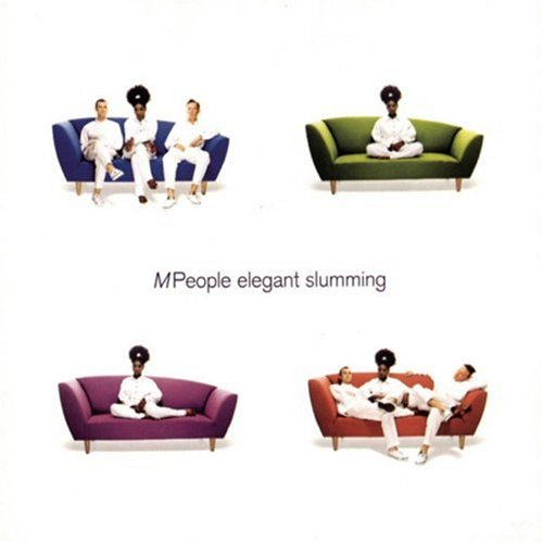 M People Moving On Up cover art