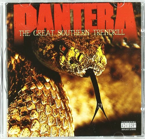 Pantera Drag The Waters cover art