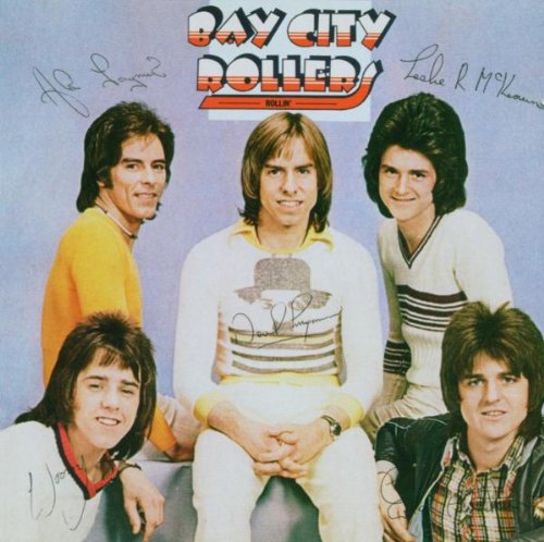 Bay City Rollers Shang-a-Lang cover art