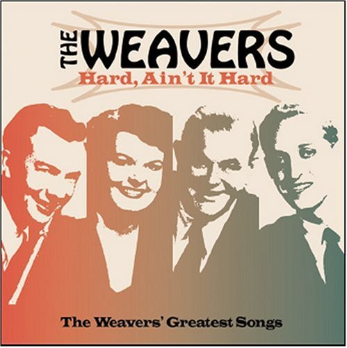 The Weavers Tzena Tzena Tzena cover art