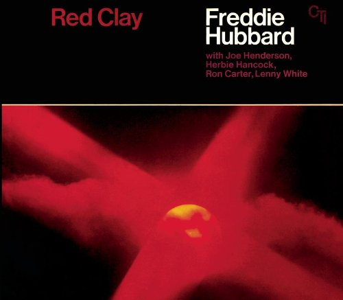 Freddie Hubbard Red Clay cover art