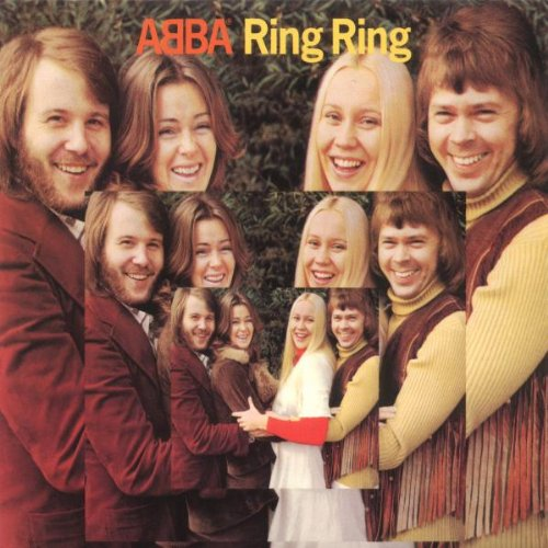 ABBA Another Town, Another Train cover art