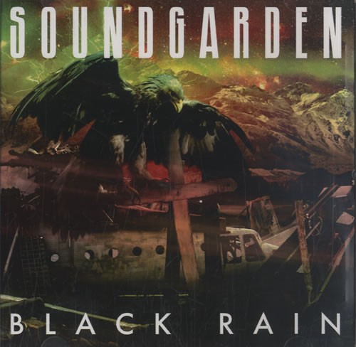 Black Rain sheet music by Soundgarden
