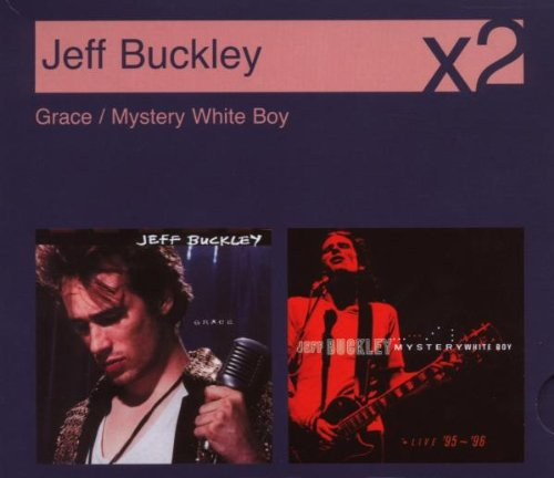 Jeff Buckley Hallelujah/I Know It's Over cover art