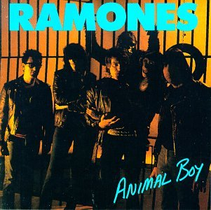Ramones My Brain Is Hanging Upside Down (Bonzo Goes To Bitburg) cover art