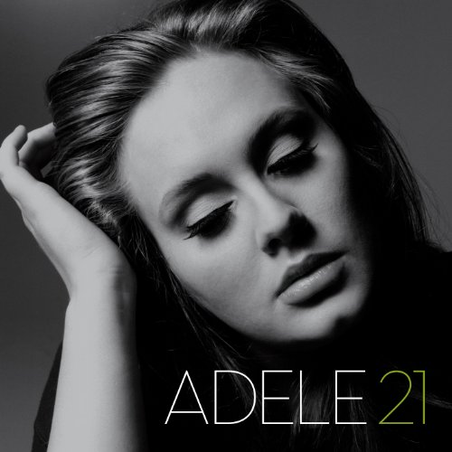 Adele Rolling In The Deep arte de la cubierta