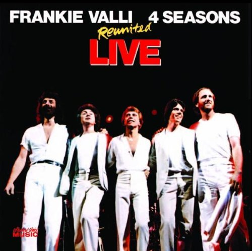 Frankie Valli & The Four Seasons My Eyes Adored You cover art