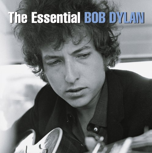 Bob Dylan Everything Is Broken cover art