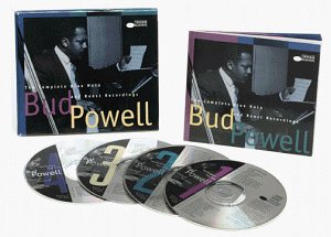 Bud Powell Buster Rides Again cover art