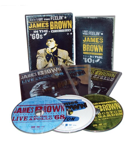 James Brown I Got The Feelin' cover art