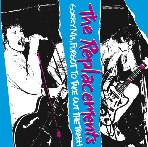 The Replacements Shiftless When Idle cover art