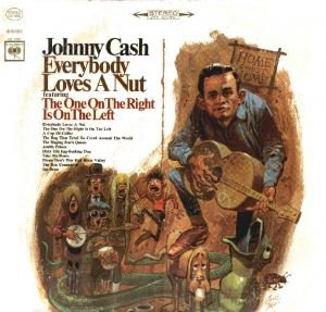 Johnny Cash The One On The Right Is On The Left cover art