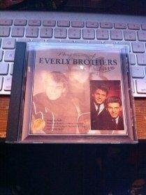 Everly Brothers Crying In The Rain cover art