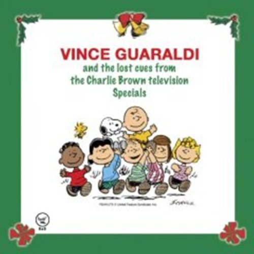 Vince Guaraldi Thanksgiving Theme cover art