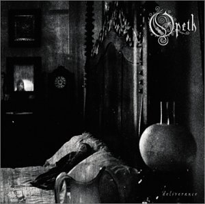 Opeth Deliverance cover art