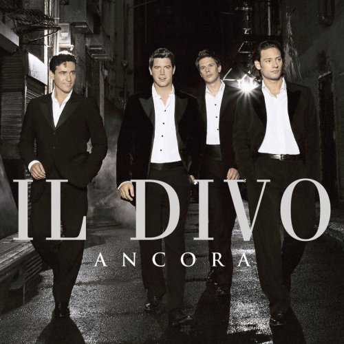 Il Divo Esisti Dentro Me cover art
