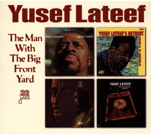 Yusef Lateef In A Little Spanish Town ('Twas On A Night Like This) cover art