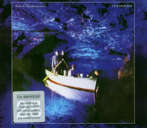 Echo & The Bunnymen The Killing Moon cover art