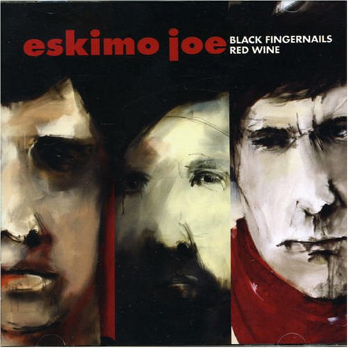 Eskimo Joe Black Fingernails, Red Wine cover art